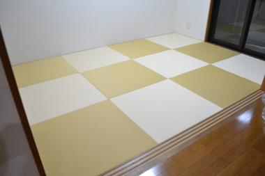 縁なし畳 カラー写真1