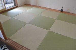和紙畳・美草畳