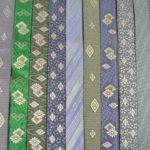 畳縁とカラーの効果の組み合わせ