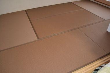 茶色の畳4