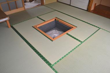 いぐさの畳の選び方