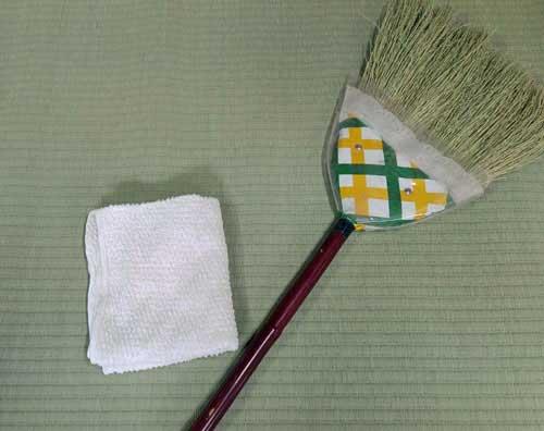 畳の掃除の仕方