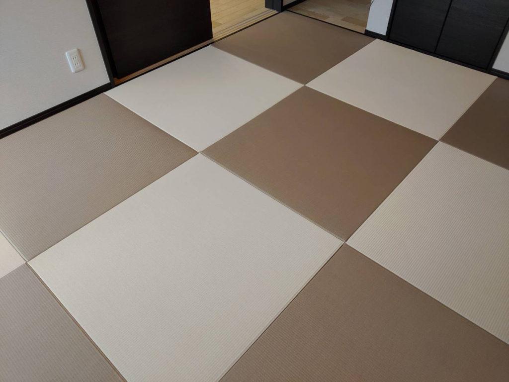 茶色の畳5