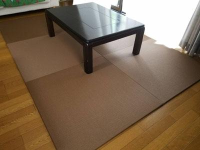 茶色の畳1
