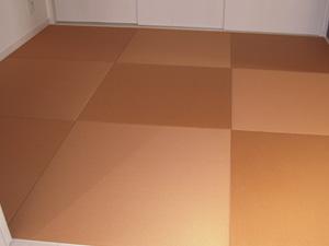 茶色の畳3